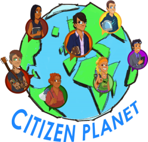 Citizen Planet Logo